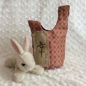 """Японская сумочка-узелок """"Счастье"""""""