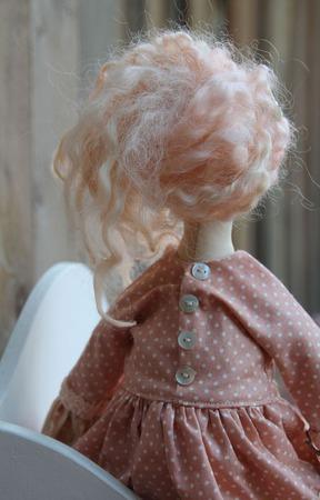 Тильда Жозефина шебби-шик ручной работы на заказ