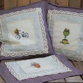 фото: Ковры, текстиль для дома и интерьера (хлопковое кружево)