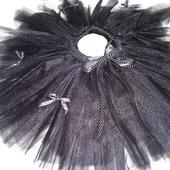 Юбка-пачка или tutu Черная кошка