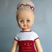 фото: кофточка для куклы