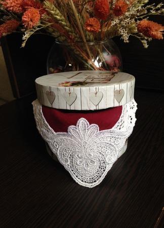Носовой платок женский Винный батист кружево хлопок монограмма ручной работы на заказ