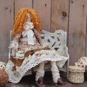 фото: Куклы тильды — куклы и игрушки (бежевый)