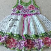"""Платье """"Цветочная фантазия"""""""
