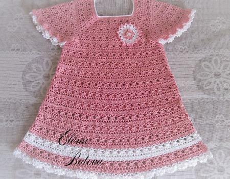 """Платье """"Маленькая модница"""" ручной работы на заказ"""