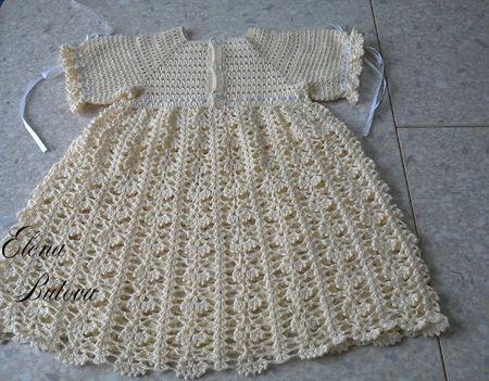 """Платье """"Нежность"""" ручной работы на заказ"""