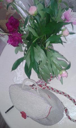 Рукзак - сумка ручной работы на заказ