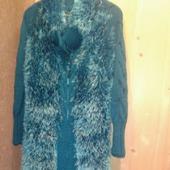 Пальто из травки