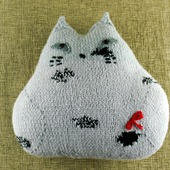 """Подушка-игрушка """"Японский Кот"""""""