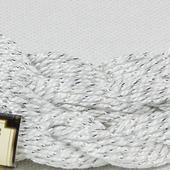 Anchor Pearl белый с серебристой нитью (1) нить для вышивания