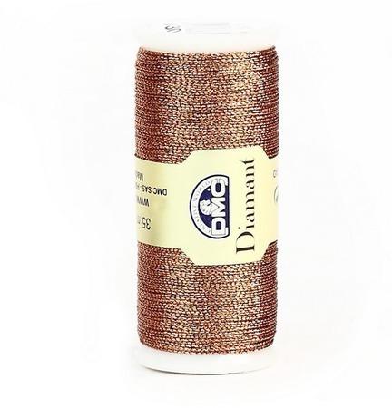 Dmc Diamant  (D301) металлизированные нити для вышивания ручной работы на заказ