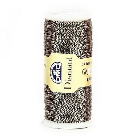 Dmc Diamant  (D140) металлизированные нити для вышивания ручной работы на заказ