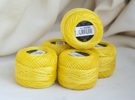 Anchor Pearl Cotton №12 нити для вышивания ручной работы на заказ