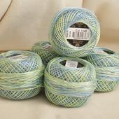 Anchor Pearl Cotton №8 Multicolor нити для вышивания