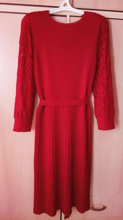 Вязаное платье Шикарное ручной работы на заказ