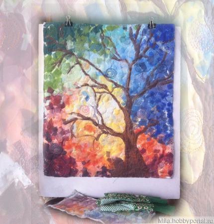 Дерево Счастья ручной работы на заказ