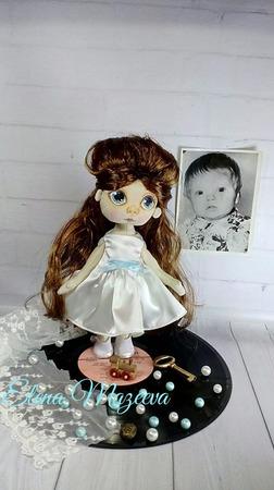 Милая  и очаровательная Бабета ручной работы на заказ