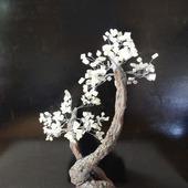 Дерево счастья с нефритом