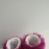 Пинетки-полусапожки