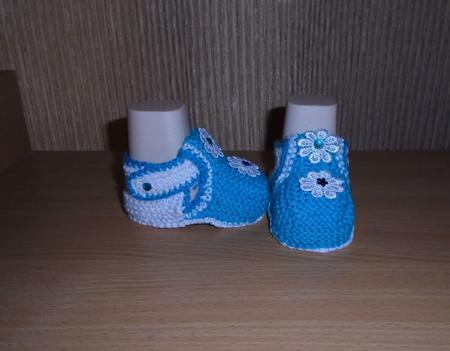 Туфельки -для маленькой принцесы ручной работы на заказ