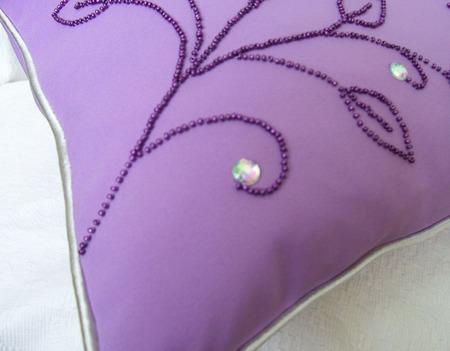 Подушка декоративная комплект (чехлы) ручной работы на заказ
