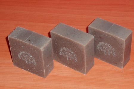 Мыло-шампунь с глиной рассул ручной работы на заказ