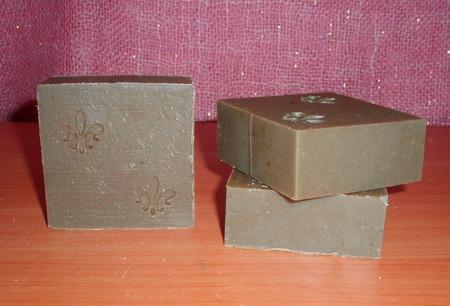 Эвкалипт. Натуральное мыло-шампунь ручной работы на заказ