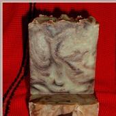 Лавр и ним. Натуральное шелковое мыло