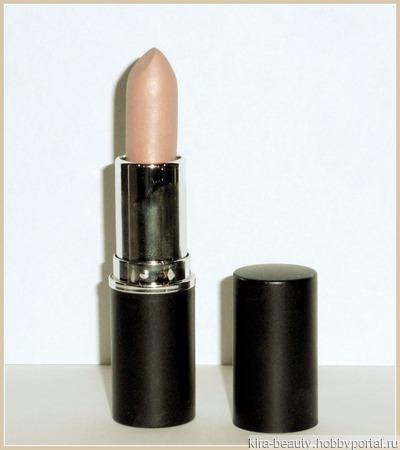 Натуральная губная помада/ тонирующий бальзам для губ (светлый тон) Nude ручной работы на заказ