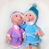 Куклы Сон и Дрёма