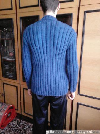 Куртка мужская ручной работы на заказ