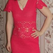 Платье Летний ажур