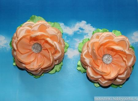 Очаровательные цветочки-дюшески ручной работы на заказ