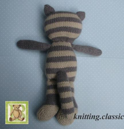 Котик- Мотик ручной работы на заказ