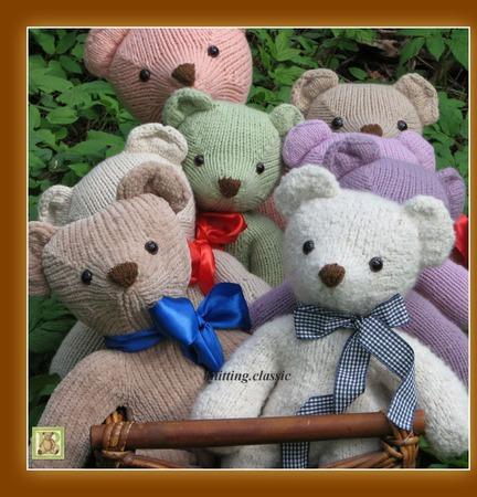 Мишка Тедди - Леон ручной работы на заказ