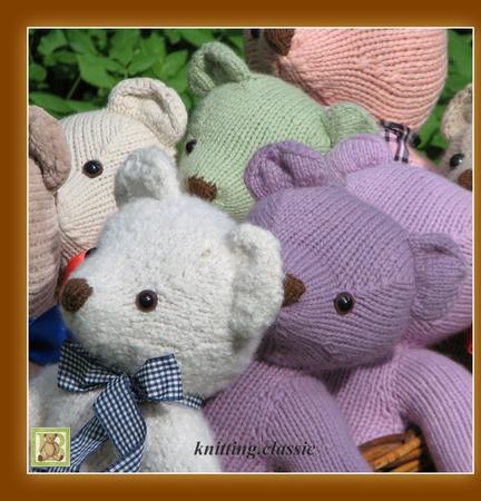 Мишка Тедди - Лори ручной работы на заказ