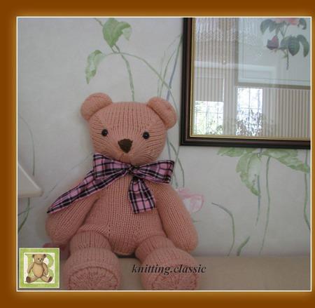 Мишка Тедди - Сэнди ручной работы на заказ