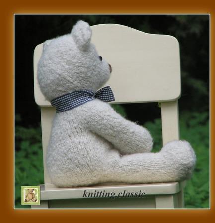 Мишка Тедди- Норман ручной работы на заказ