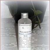 Василек и ромашка. Мицеллярная вода для очищения и глубокого увлажнения кожи