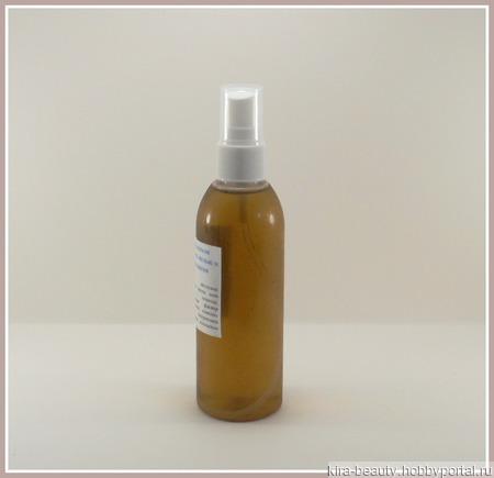 Лаванда. Натуральный матирующий тоник для жирной и комбинированной кожи ручной работы на заказ