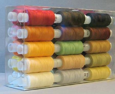 Нитки швейные в наборе ручной работы на заказ