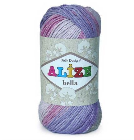 Пряжа Bella Batik ручной работы на заказ