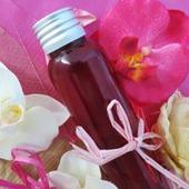 Роза и орхидея. Натуральный антивозрастной тоник с гиалуроновой кислотой,коллагеном и эластином