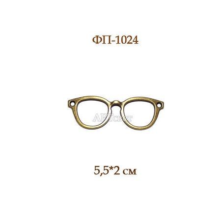 """ФП-1024 """"Очки"""". Декоративные элементы. ручной работы на заказ"""