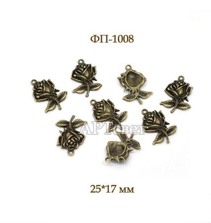 ФП-1008 Металлические подвески. Декоративные элементы ручной работы на заказ