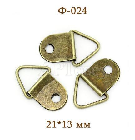 Ф-024 Петля-подвес. Фурнитура металлическая ручной работы на заказ