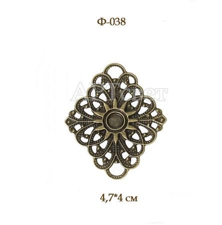 Ф-038  Декоративные элементы. Филигрань ручной работы на заказ