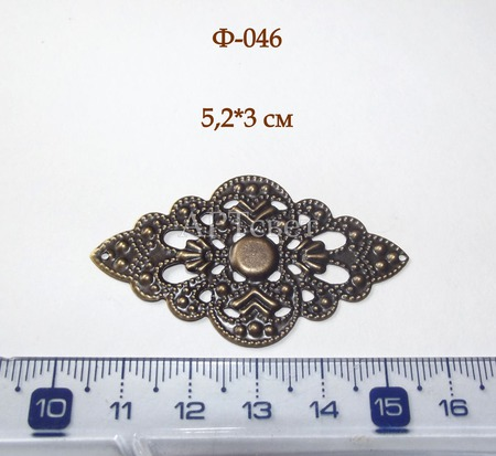 Ф-046 Декоративные элементы. Филигрань ручной работы на заказ