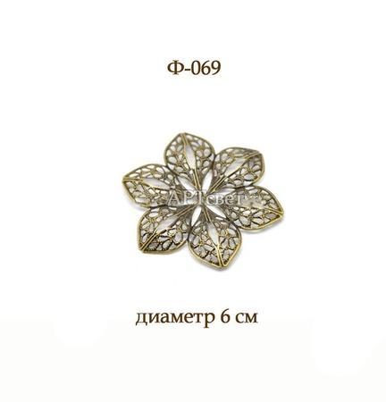 Ф-069. Филигрань. Декоративные элементы ручной работы на заказ