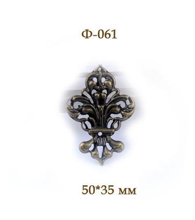 Ф-061 Декоративные элементы. Филигрань ручной работы на заказ